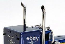 Tamiya 1/14 Electric RC Big Truck Series No. 43 Trailer Head Grand Howler Set