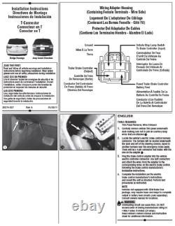 Trailer Brake Control for 11-20 Grand Cherokee Durango 17-20 Cherokee with Wiring