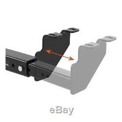 Trailer Hitch-Class II Multi-Fit Receiver Hitch Rear Curt Manufacturing 12923