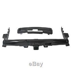 Trailer Hitch Receiver Hitch & Bezel Class IV For 2011-2019 Jeep Grand Cherokee