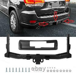 Trailer Hitch Receiver Hitch Bezel For 2011-2020 Jeep Grand Cherokee 82212180AD