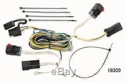 Trailer Hitch & Wiring For 2005-2007 Dodge Grand Caravan, Town & Country 90718