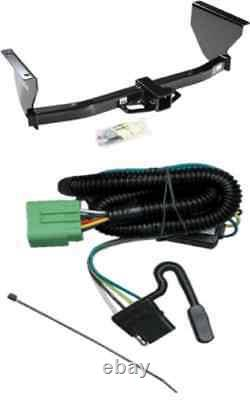 Trailer Hitch & Wiring Kit Fast Shipping Easy Install