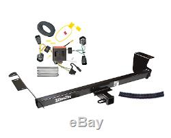 Trailer Tow Hitch For 11-20 Grand Caravan Town & Country RAM C/V with Wiring Kit