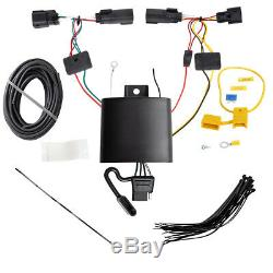 Trailer Tow Hitch For 2019 Jeep Cherokee Deluxe Package Wiring & 2 Ball & Lock