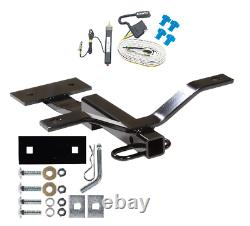 Trailer Tow Hitch For 97-05 Buick Century Pontiac Grand Prix with Wiring Kit