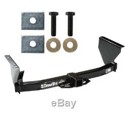Trailer Tow Hitch For 99-04 Jeep Grand Cherokee 2 Towing Receiver Class 3 NEW