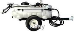 Workhorse 25 Gallon Deluxe Trailer Sprayer LG25DTS