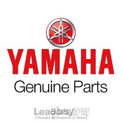 Yamaha PWC New OEM WaveRunner Trailer Storage Cover VX Sport & Deluxe Black/Gray